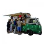 FoodTrucks et prestations avec véhicule Estafette,