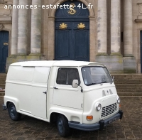 Estafette 2136 de 1976 Excellent état