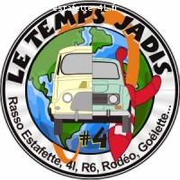 Le Temps Jadis - Rassemblement Renault R4 4L & Estafette