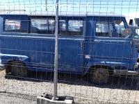 Vente estaffette 800 ex gendarmerie
